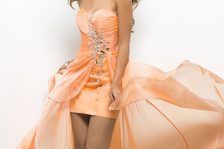 Самые модные коктейльные платья весна-лето 2013 (фото)