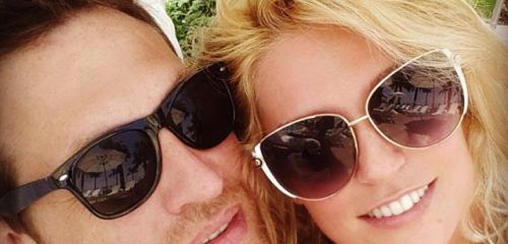 Саша Савельева показала фотоснимок со своим мужем