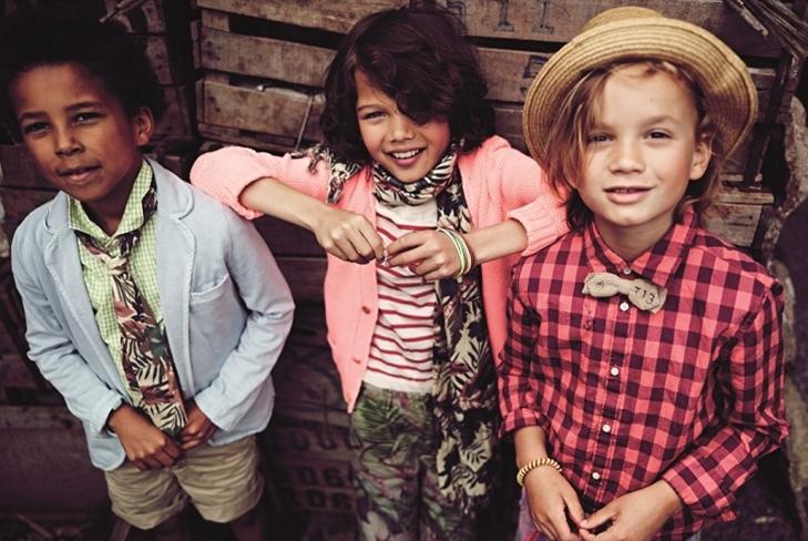 В Нью-Йорке прошла Детская Неделя моды