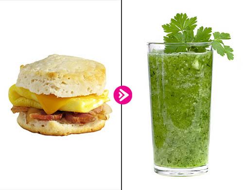 Секретная диета Миранды Ламберт - Никогда не забывайте о завтраке