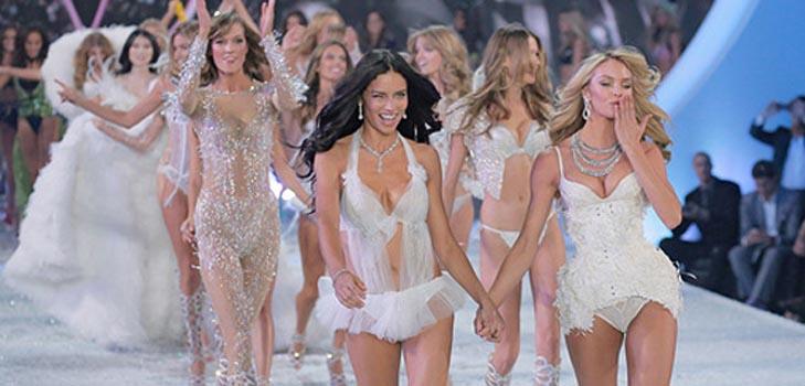 Стала известна стоимость билетов на шоу Victoria's Secret