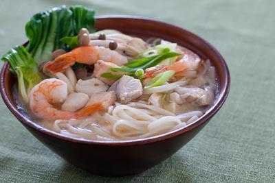 Суп из креветок: рецепт супа-пюре из креветок