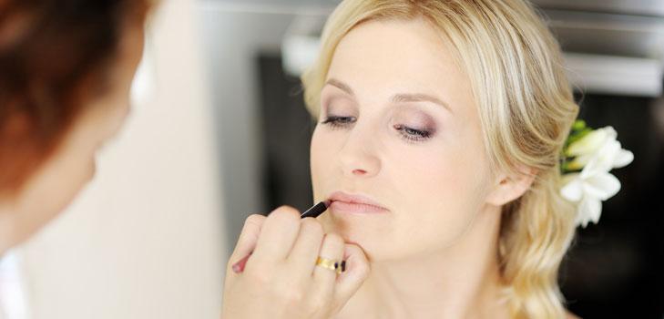 Идеальный макияж для блондинок