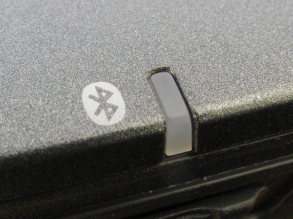 кнопка на ноутбуке
