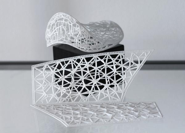 Технология SLS позволяет добиваться высокого качества и сложных геометрических форм