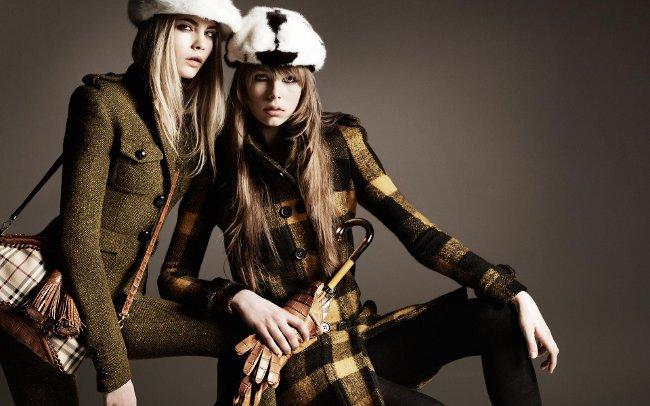 Модные головные уборы осень-зима 2011-2012