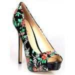Модные туфли на выпускной 2012