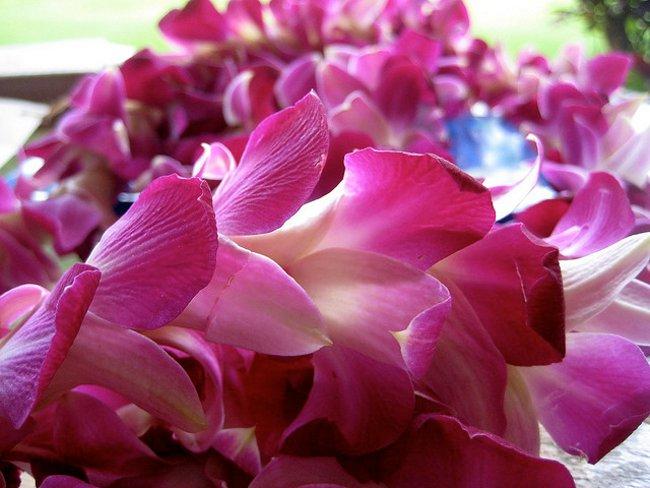 Гавайские бусы своими руками