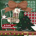 Скрапбукинг: новогодние открытки своими руками