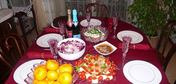 Что приготовить на Новый год Козы