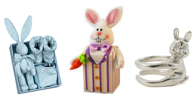 Подарки на новый год Кролика