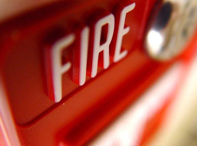 Пожарная безопасность в офисе