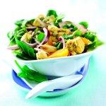 Новогодний вкусный салат на скорую руку