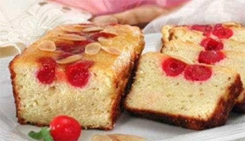 Вишневый пирог