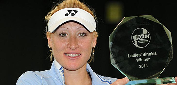 Умерла британская теннисистка Елена Балтача