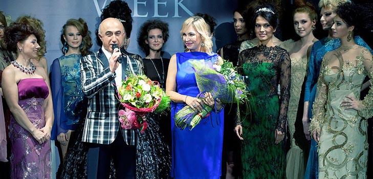 В Москве открылась седьмая Estet Fashion Week