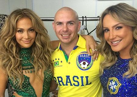 За кого болеют знаменитости на Чемпионате Мира 2014