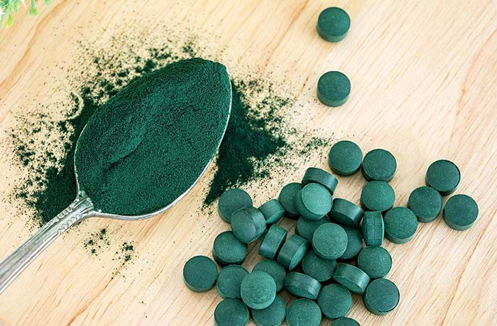 прием спирулины в таблетках для похудения