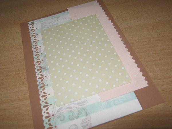 Как оформить края открытки, открытки маю