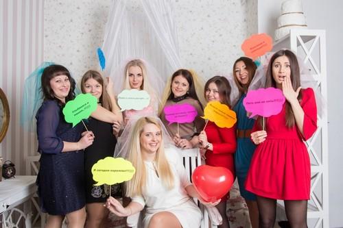 Оригинальный девичник для невесты: идеи и сценарии