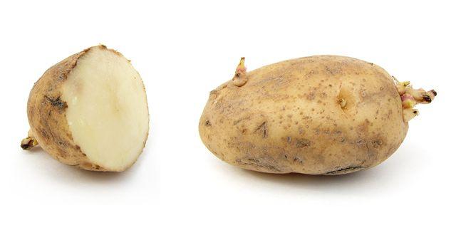 Как хранить картошку зимой