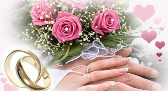 Поздравление на свадьбу подруге трогательные стихи фото 469
