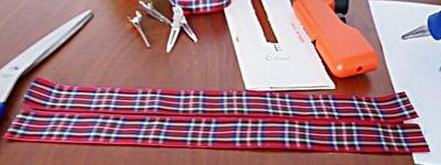 bantiki-na-elku-svoimi-rukami-3 Как сделать бантики на елку своими руками – оригинальные идеи, мастер-классы, фото || Елка из бантов своими руками