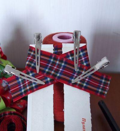bantiki-na-elku-svoimi-rukami-5 Как сделать бантики на елку своими руками – оригинальные идеи, мастер-классы, фото || Елка из бантов своими руками