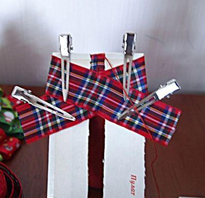 bantiki-na-elku-svoimi-rukami-6 Как сделать бантики на елку своими руками – оригинальные идеи, мастер-классы, фото || Елка из бантов своими руками