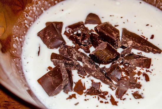 Суперблестящая зеркальная глазурь из какао – кулинарный рецепт