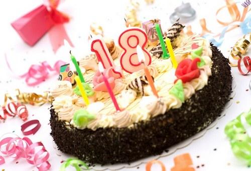 Поздравление днем рождения 18 лет проза фото 586