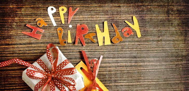 Стильное поздравление с днем рождения мужчине 665