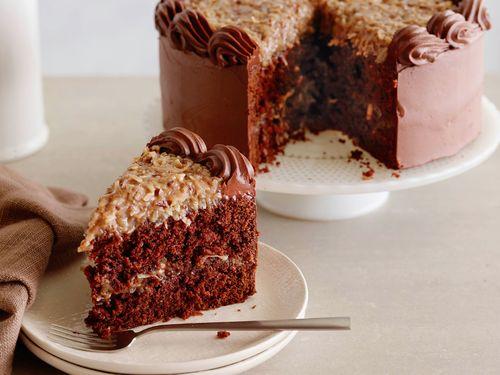 Торт шоколадный Наполеон, пошаговый рецепт с фото