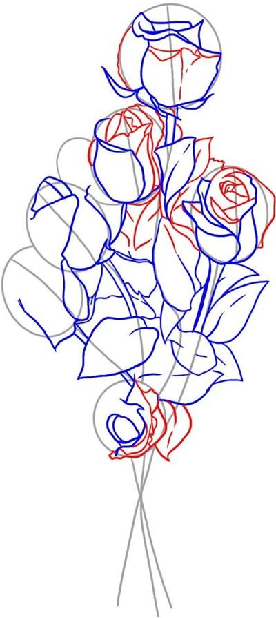 kak-narisovat-mamu-74 Стенгазета на День матери своими руками с картинками и фотографиями: Шаблоны для распечатки плаката ко Дню матери в школе и детском саду