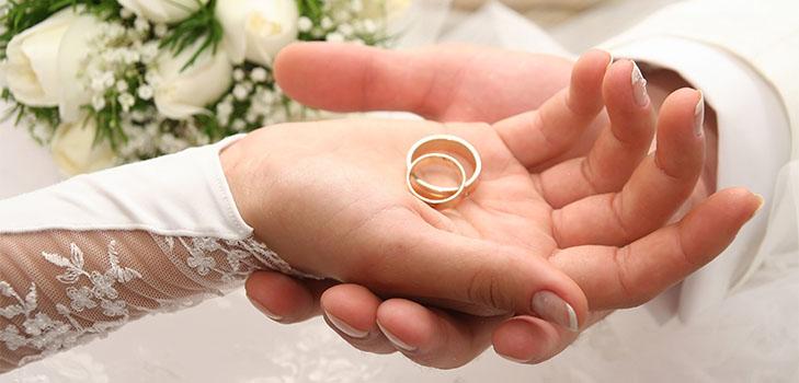 Как узнать по ладони когда выйдешь замуж