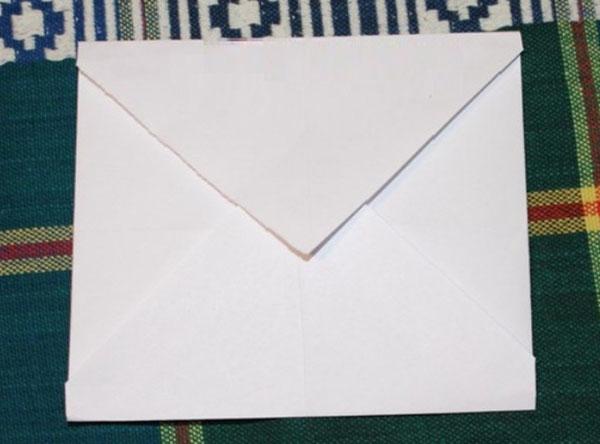 Открытка из листа бумаги а4, изготовление