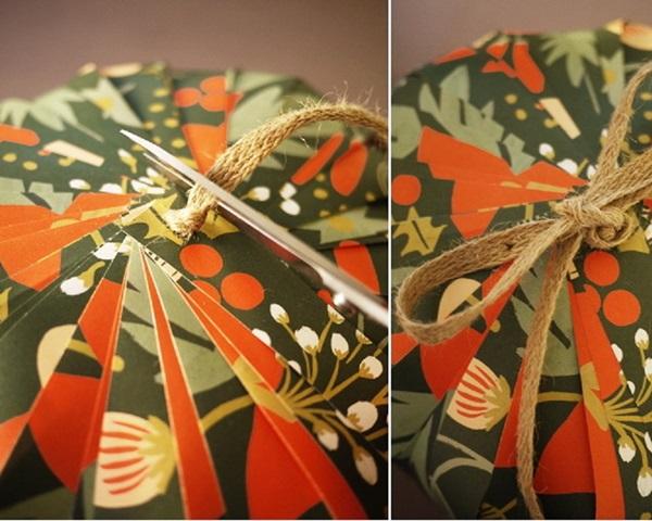 kak-upakovat-podarok-v-podarochnuyu-bumagu-16 Как упаковать подарок в подарочную бумагу красиво и необычно: мастер-классы