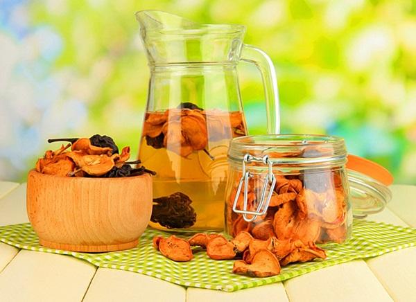 Как правильно сварить вкусный компот из сухофруктов