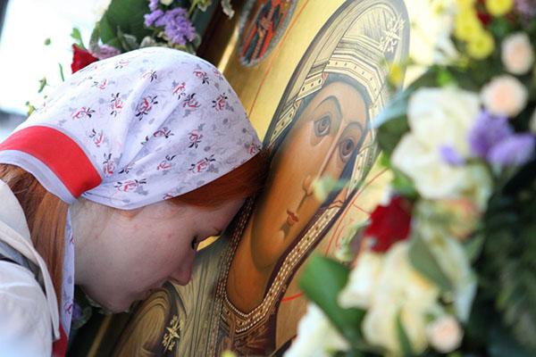 Молитва чтобы не вол