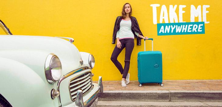 leto-v-puti-yarkie-chemodany-american-tourister-soundbox-1 Как упаковать подарок в подарочную бумагу красиво и необычно: мастер-классы