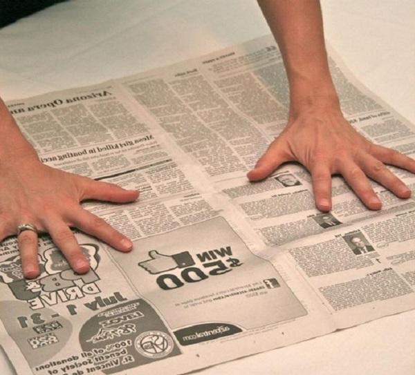 pilotka-iz-bumagi-svoimi-rukami-20 Как сделать пилотку 🤡 из бумаги своими руками