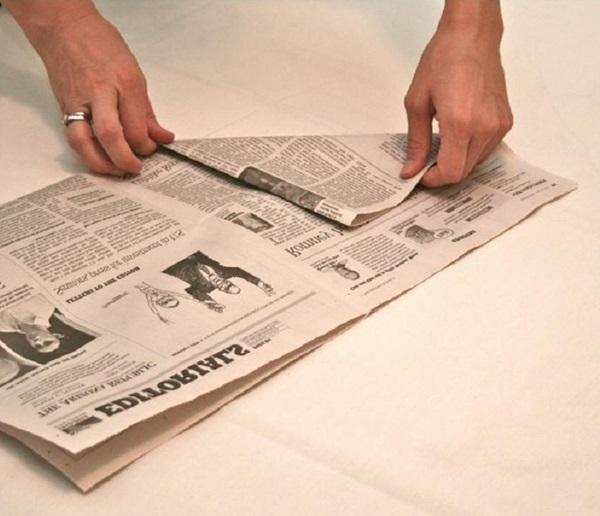 pilotka-iz-bumagi-svoimi-rukami-22 Как сделать пилотку 🤡 из бумаги своими руками