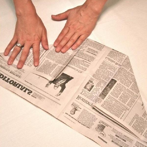 pilotka-iz-bumagi-svoimi-rukami-23 Как сделать пилотку 🤡 из бумаги своими руками
