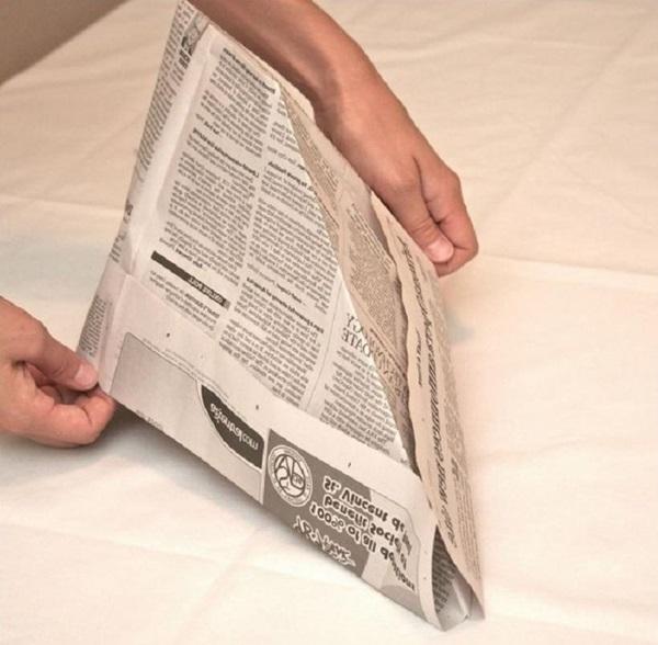 pilotka-iz-bumagi-svoimi-rukami-26 Как сделать пилотку 🤡 из бумаги своими руками