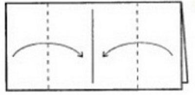 pilotka-iz-bumagi-svoimi-rukami-30 Как сделать пилотку 🤡 из бумаги своими руками