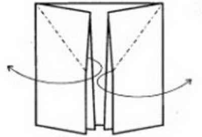 pilotka-iz-bumagi-svoimi-rukami-31 Как сделать пилотку 🤡 из бумаги своими руками