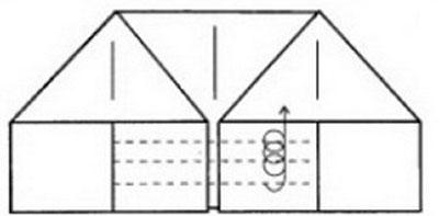 pilotka-iz-bumagi-svoimi-rukami-32 Как сделать пилотку 🤡 из бумаги своими руками
