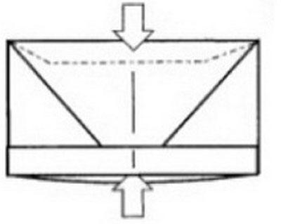pilotka-iz-bumagi-svoimi-rukami-35 Как сделать пилотку 🤡 из бумаги своими руками