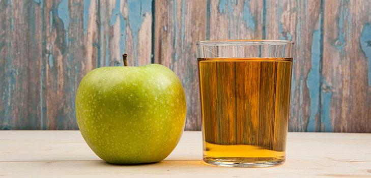 как сделать сок из яблок через соковыжималку