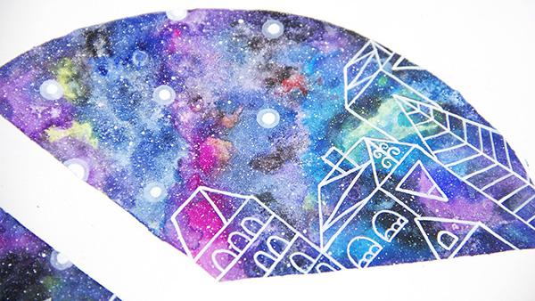 kak-narisovat-kosmos-23 Как нарисовать космос 🥝 акварелью своими руками поэтапно
